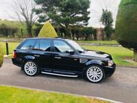 Range Rover Sport 3.6 V8 . Stunning