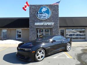 2015 Chevrolet Camaro SS! LOOK 6 SPEED! FINANCING AVAILABLE!