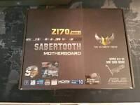 Asus Sabertooth Z170 Motherboard