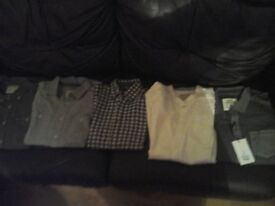 MENS SHIRTS SIZE MEDIUM