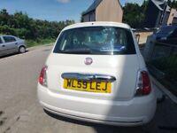 Fiat, 500, Hatchback, 2010, Manual, 1242 (cc), 3 doors