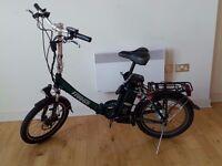 FreeGo folding electric bike £700 ono