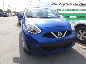 2015 Nissan Micra SV | ONE OWNER | BLUETOOTH