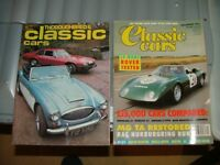 THOROUGHBRED & CLASSIC CAR MAGAZINES