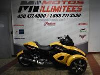 2008 CAN-AM SPYDER RS