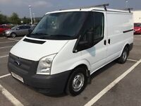 2012 FORD TRANSIT SWB 125 T260 FWD / NEW MOT / PX WELCOME / NO VAT / WE DELIVER