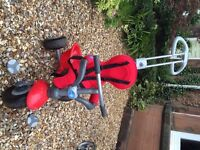 Smart Trike Play GL - kids trike, suitable for ages 10 months to 3 years