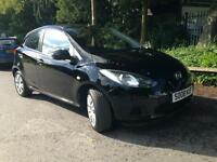 Mazda2 1.4 diesel 5 doors £30 tax