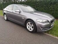 BMW, 5 SERIES, Saloon, 2012, Manual, 1995 (cc), 4 doors
