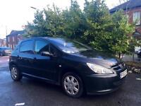 2003 Peugeot 307 1.6 12 Months Mot Just Been Valeted Drive Away