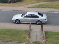BMW, 5 SERIES, Saloon, 2002, Semi-Auto, 2979 (cc), 4 doors