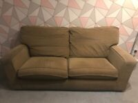 Pair of sofas 2 seater and 3 seater