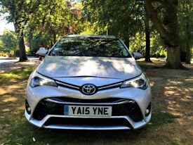 Toyota Avensis 1.6 D-4D Business Edition Touring Estate Sports 5dr NEW SHAPE