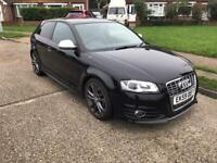Audi S3 Quattro 2009 Only 57000 Miles Auto FSH Stunning!!