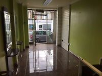 STUDIO AND A SHOP TO LET(STUDIO ABOVE THE SHOP)!!AVAILABLE NOW!E17 6PY! £1150PCM!