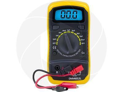 Dmm6013l Digital Capacitor Capacitance Meter 200pf 200nf 200uf 20mf Backlight