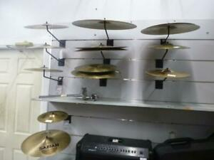WE HAVE CYMBALS FOR SALE HERE AT CASH PAWN!!! WE BUY CYMBALS TOO!!!!