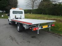 CHEAP CAR VAN RECOVERY BIKE RECOVERY VEHICLE TRANSPORT BREAKDOWN ROADSIDE RECOVERY TOW TRUCK TOWING