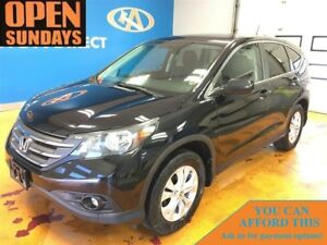 2014 Honda CR-V EX-L! SUNROOF! LEATHER!