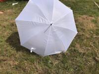 Wedding umbrellas x3