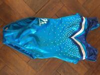 Milano gymnastic leotard size 28