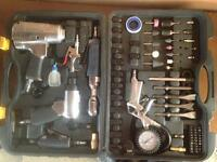 Mastercraft Air tool set like new