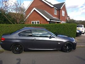 BMW 335i M sport, Fully loaded with accesories. Cat C