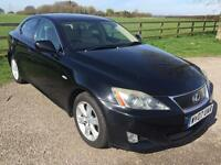 Lexus IS250 Auto with Paddle Shift