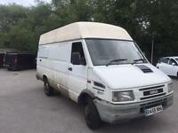 1997 iveco daily turbo diesel long wheel based high top
