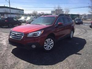 2017 Subaru Outback Touring Package Sunroof Back-Up Camera Previ