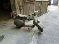 Vespa pk50 1983 brought back from italy