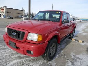 2004 Ford RANGER SELLING AS TRADED Edge