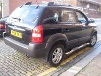 HYUNDAI TUCSON 4X4 JEEP 5 DOOR MPV HATCHBACK ##### £1150 ONLY #### SIMILLAR TO KIA SPORTAGE