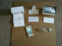 Apple iPhone 4 8GB Smartphone - White - Orange UK Network