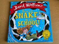 David walliams hard back book
