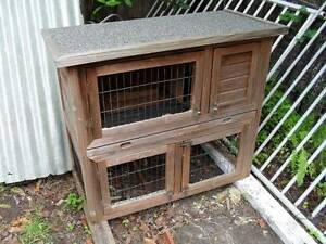 Double Story Cages for Guinea Pigs or Rabbit Ringwood Maroondah Area Preview