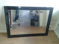 Nice big mirror