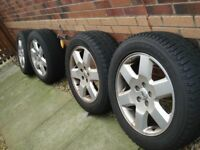 LAND ROVER DISCOVERY, WHEELS & TYRES
