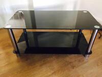 Matrix black coffee table