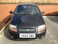 £599 ono. Chevrolet Kalos 05 Plate. Long MOT till April 18.