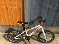 "CARRERA COSMOS KIDS BIKE 14 ""Used CONDITION!!!"" £50 oNo"