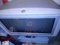 ★ Philips 26 inch tv with stand Cheap tv £20 ★