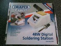 Draper Expert 48W Digital Soldering Station 61464