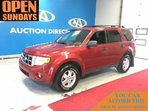 2012 Ford Escape XLT AWD! ONLY 45449KM! FINANCE NOW!