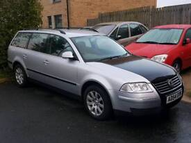 Vw passat 2.0 trendline estate 2005 fill history