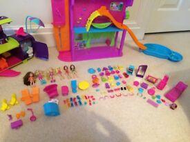 Polly Pocket Toy Bundle