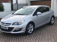 VAUXHALL ASTRA 2.0 ,Diesel ,with warranty ,34000mile