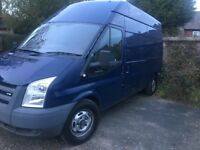 MAN WITH VAN FROM £10