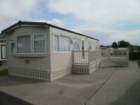 COSALT RESORT MOBILE HOME (PART EXHANGE WITH MOTORHOME ETC)
