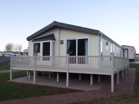 2012 Willerby Boston Lodge for sale at Chesterfield Country Park in Berwickshire/ East Lothian